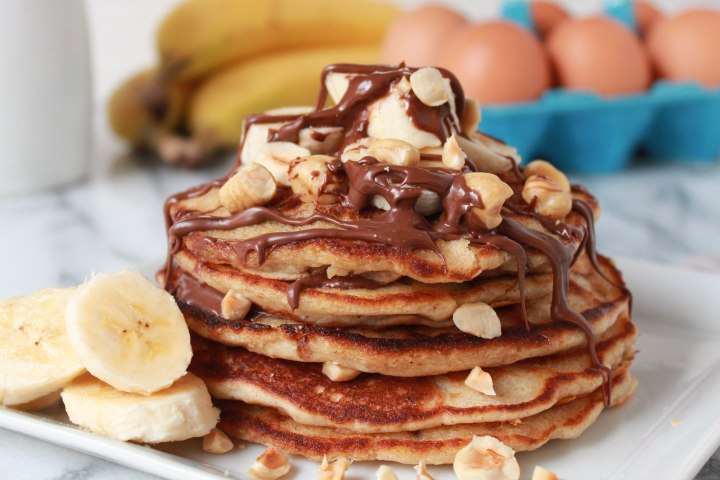 Healthy Pancake Recipe for Pancake Day!