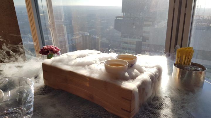 Blogmas Day 5: Afternoon Tea at TheShard