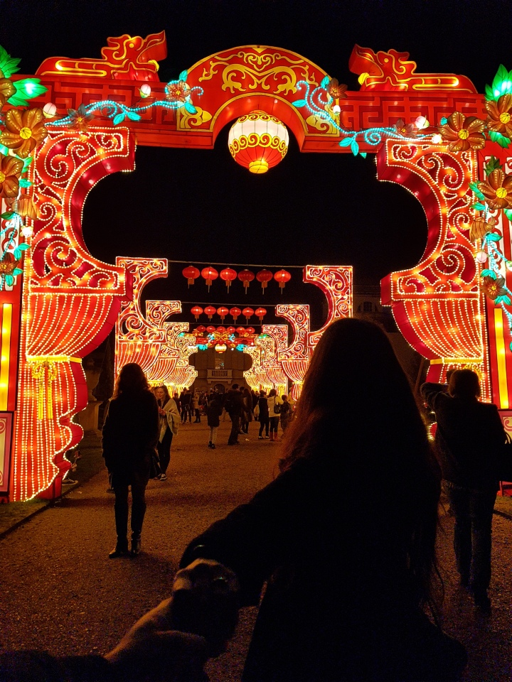 Magical Lantern Festival – London