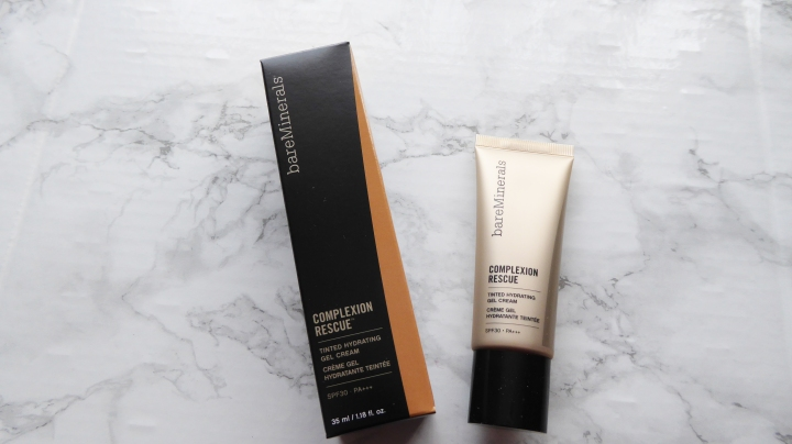 Beauty Review: bareMinerals ComplexionRescue