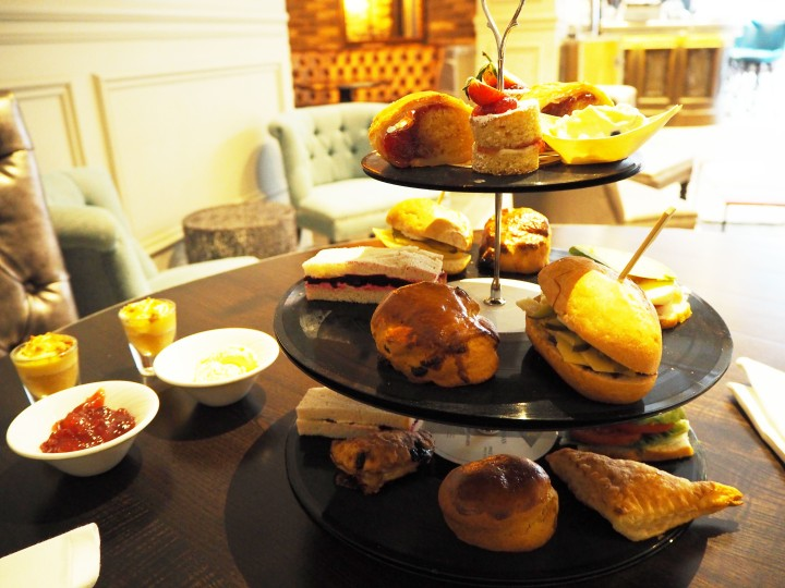 Afternoon Tea at Courthouse Hotel – Shoredith // National Tea Day